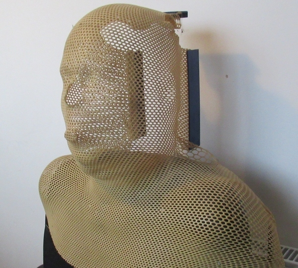 Radiotherapy Treatment Mask